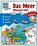 Mitmach-Heft Das Meer: Ausmalen