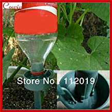 Generic Free Ship 2pcs/lot Automatic Plant Waterer Home Garden Speed Adjustable Plant Watering Spike Automatische...