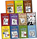 img - for Diary of a Wimpy Kid Collection 11 Books Set Pack by Jeff Kinney RRP:   90.97 (The Long Haul, Hard Luck, The Third Wheel, Cabin Fever, The Ugly Truth, Dog Days, The Last Straw, Rodrick Rules, Do-It-Yourself Book, The Wimpy Kid Movie Diary) book / textbook / text book
