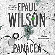 Panacea: A Novel Audiobook by F. Paul Wilson Narrated by Christopher Price