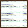 New View Dots Magnetic Board 22.5x22.5 inches (01-HV-13201)