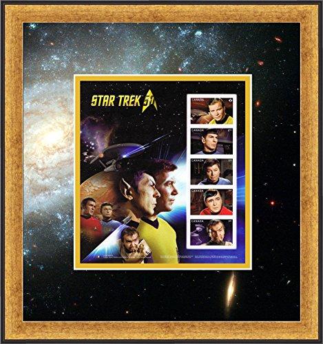 Star Trek: The Original Series Framed Collectible - (A Great Gift Idea)