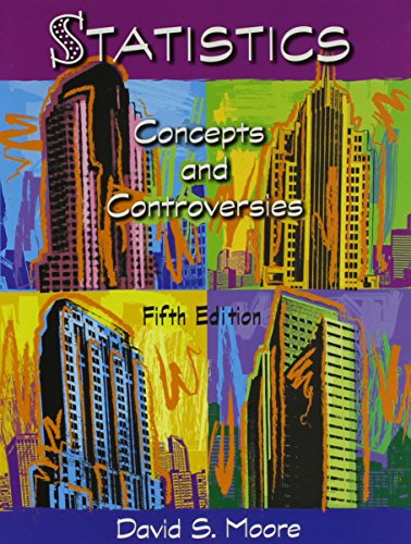 Statistics: Concepts and Controversies & Laboratory/Activities Supp & Eesee CDR