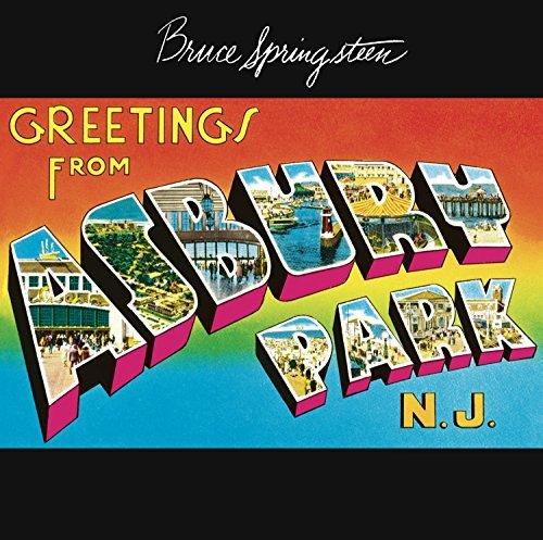 Greetings From Asbury Park, N.J. by Bruce Springsteen (2015-08-03)