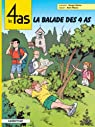Les 4 as, Tome 43 : La balade des 4 as par Maury
