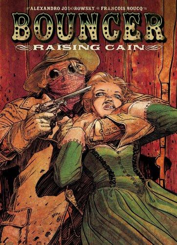 Raising Cain (Bouncer #1-2)