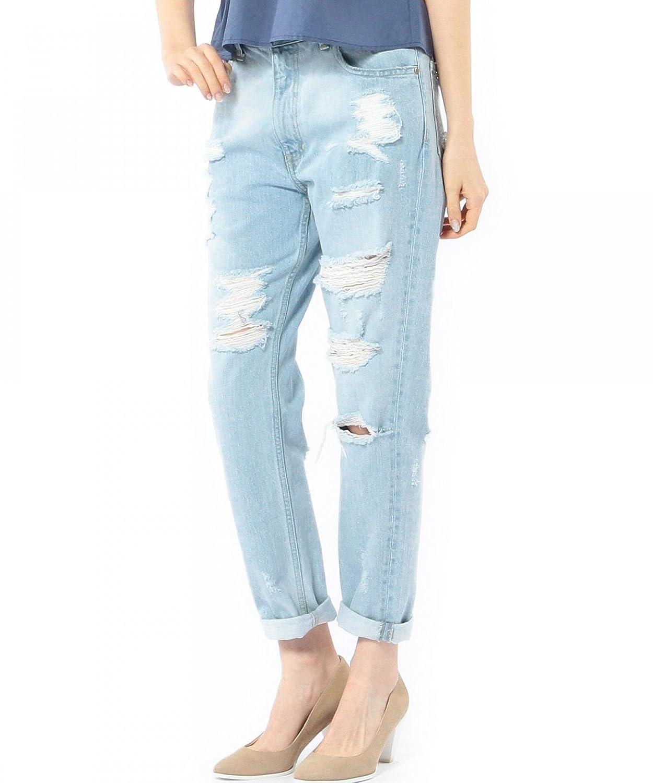 (アナザーエディション) Another Edition AEBC DAMAGE DNM : 服&ファッション小物通販 | Amazon.co.jp