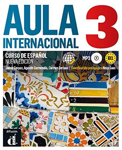 AULA INTERNACIONAL 3 LIBRO DEL ALUMNO   CD