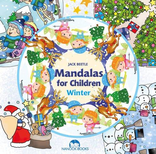 Winter (Mandalas for Children)