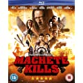 Machete Kills [Blu-ray + UV copy]