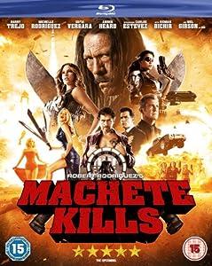 Machete Kills [Blu-ray + UV copy]