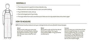 Carhartt Men's Shoreline Waterproof Breathable Bib Overalls,Black,Medium (Color: Black, Tamaño: Medium)