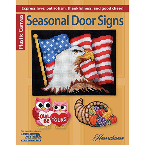 Leisure Arts Seasonal Door Signs - 1
