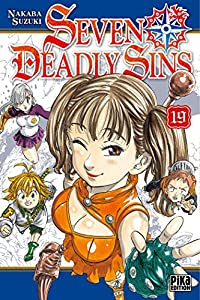 Seven Deadly Sins Edition simple Tome 19