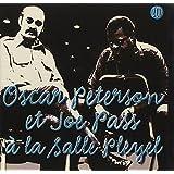Oscar Peterson Et Joe Pass a Salle Pleyel
