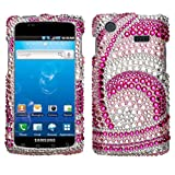 Samsung Captivate i897 (Galaxy S) Diamond Crystal Bling Protector Case