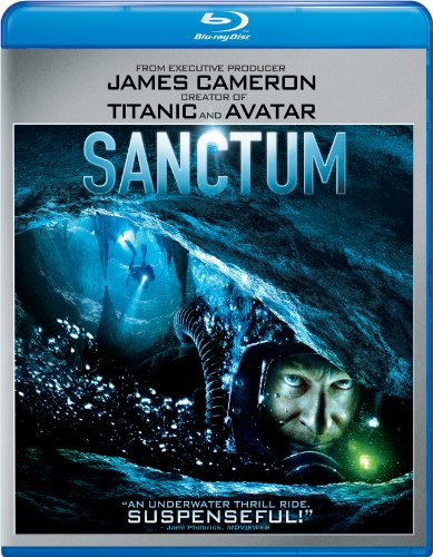 Cover art for  Sanctum [Blu-ray]