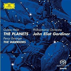 Gustav Holst, Percy Grainger, John Eliot Gardiner ...