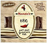 Nando's BBQ Peri-Peri Seasoning Rub 25 g (Pack of 10)