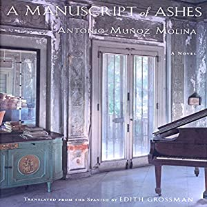 A Manuscript of Ashes Audiobook
