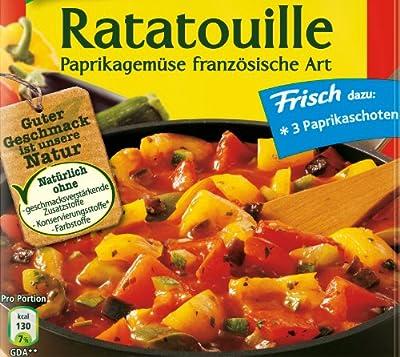 Knorr Fix für Ratatouille - Paprikagemüse französische Art, 16er Pack (16 x 40 g) von Knorr - Gewürze Shop