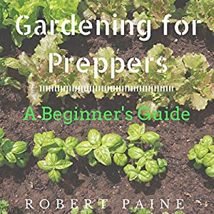 Gardening for Preppers Audiobook