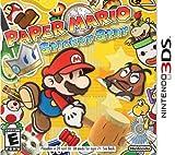 Paper Mario: Sticker Star, Nintendo 3DS.
