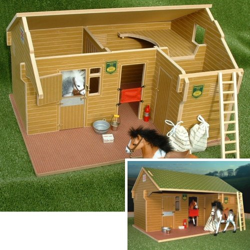 BRUSHWOOD Toy Farm BT1000 Equestrian Centre scale 1:12