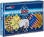 Noris Spiele - Spielesammlung mit 200...