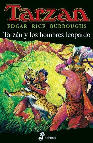 Tarzán Y Los Hombres Leopardo descarga pdf epub mobi fb2