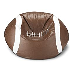Ace Bayou Football Bean Bag Chair