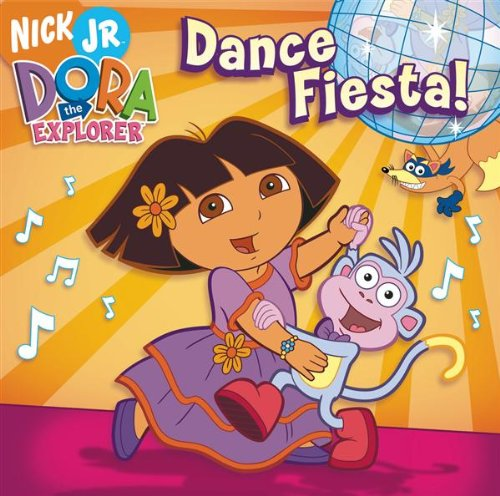 Dora The Explorer Dance Fiesta!