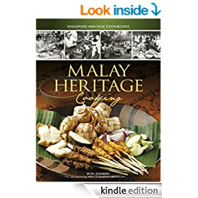 Malay Heritage Cooking (Singapore Heritage Cookbooks)