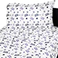 3pc Justin Bieber Concert Twin Bed Sheet Set