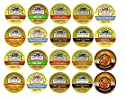 20-count Grove Square Hot Cocoa and Cappuccino Single Serve Cups for Keurig K Cup Brewer Sampler