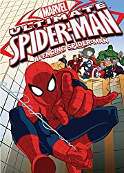 Marvel Ultimate Spider-Man: Avenging Spider-Man 2-disc DVD
