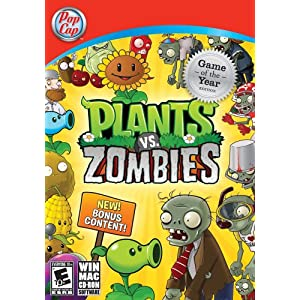 Plants Vs. Zombies Video Game for Windows