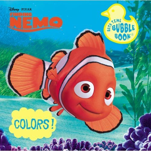 Disney Finding Nemo Bath Book - 1