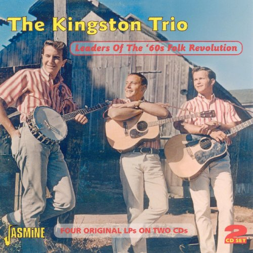 Leaders Of The 60s Folk Revolution [ORIGINAL RECORDINGS REMASTERED] 2CD SET