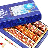 Rakhi Gifts Sweets Natural Sugarfree Mix 400 Gms