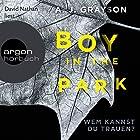 Boy in the Park: Wem kannst du trauen? Hörbuch von A. J. Grayson Gesprochen von: David Nathan