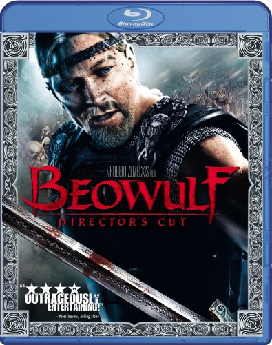 Cover art for  Beowulf [Blu-ray]