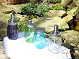 Mason Jar Soap Dispensers [small] by Cinagro Farm