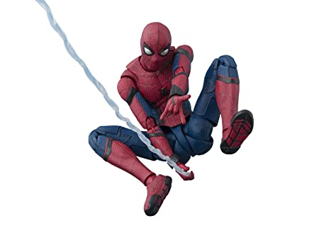 Spider-Man (Homecoming) - Spiderman [SH Figuarts] [import Japon]