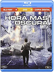 La Hora Mas Oscura (Bd+Dvd+Copia Digital) [Blu-ray]