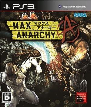 MAX ANARCHY (初回特典魔女ベヨネッタのダウンロードコード 同梱)