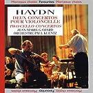 Haydn : Deux concertos pour violoncelle