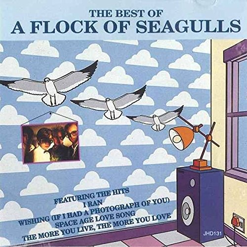 A Flock of Seagulls - Best Of A Flock Of Seagulls [Jive], The - Zortam Music