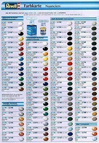 Revell-Aquacolor-36xxx-Farbensoriment-10-Stck-17ml-Dosen-eigene-Auswahl-gnstiger-ein-Einzelkauf-Schnellversand-garantiert