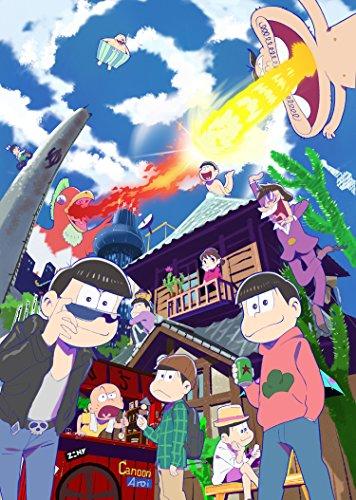 【Amazon.co.jp限定】おそ松さん 第一松 (メーカー特典:デコステッカー) (オリジナル缶バッチ付) [DVD]
